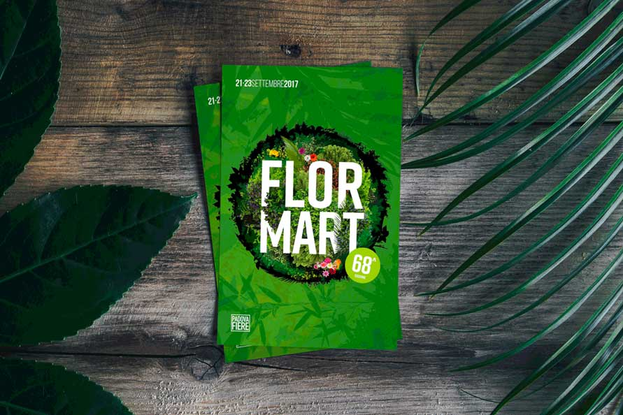 Art direction Flormart