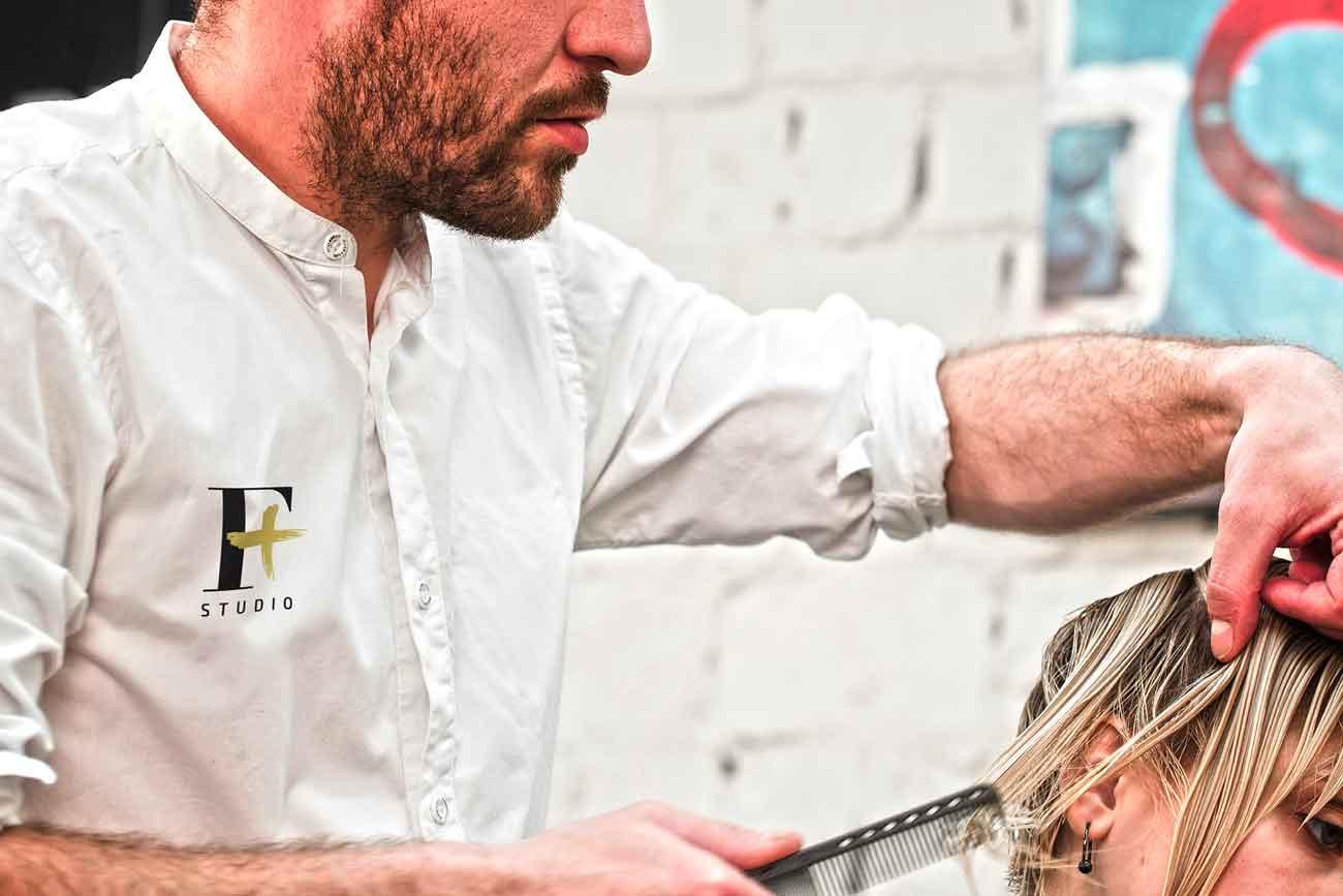 Immagine coordinata parrucchiere