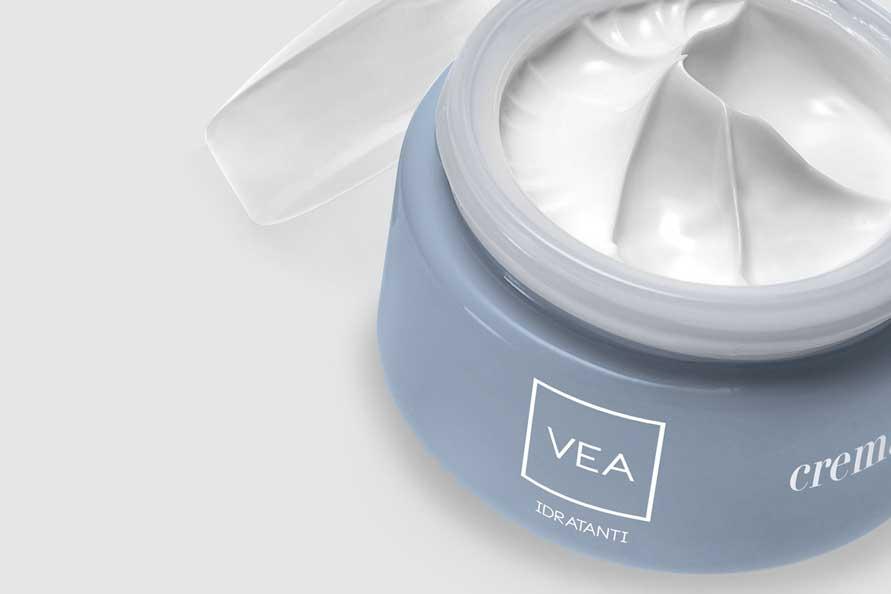 Grafica cosmesi packaging logo treviso