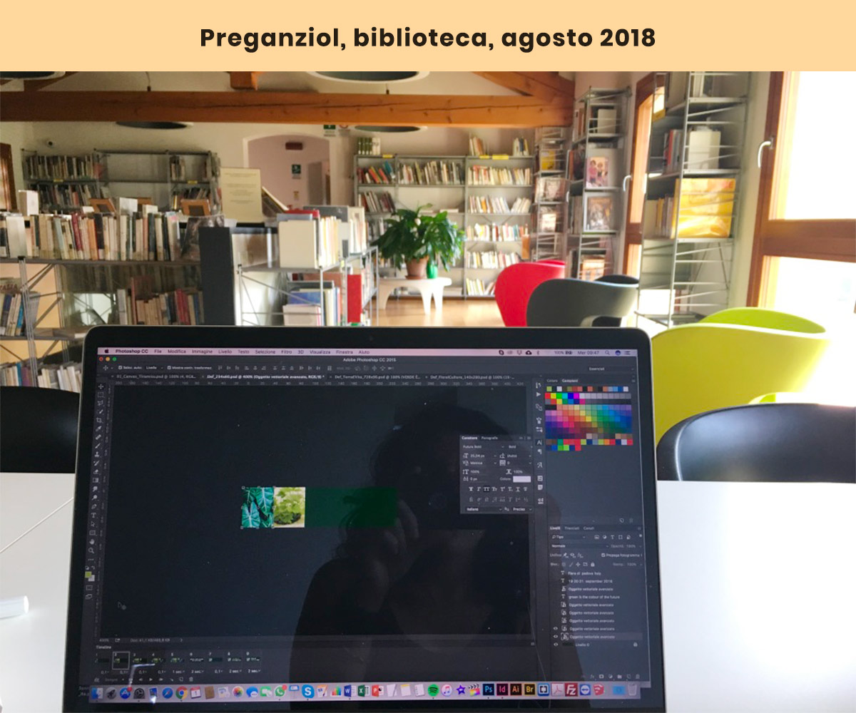 Nomade digitale a Preganziol