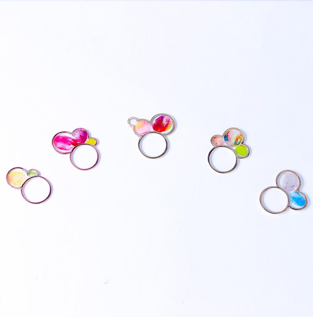 anelli realizzati da janus