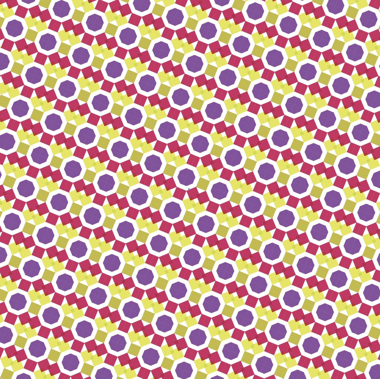 pattern prato di fiori